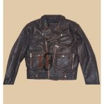 Harley Davidson Midway Distressed Leather Jacket